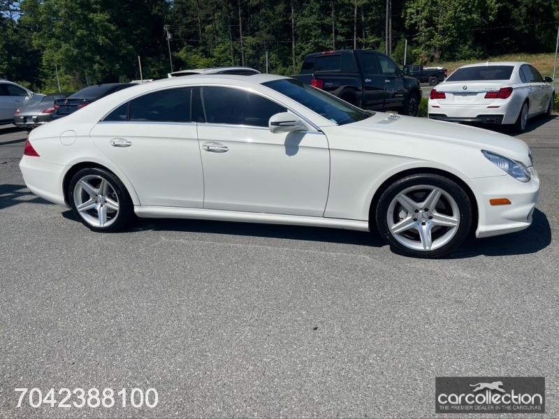 Mercedes-Benz CLS-Class 2009 price $18,995