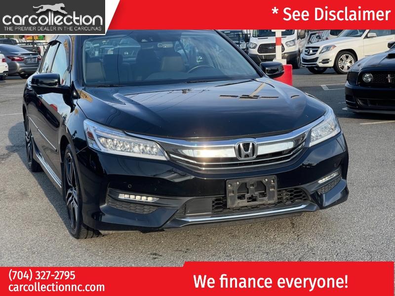 Honda Accord Sedan 2017 price $2,500 Down