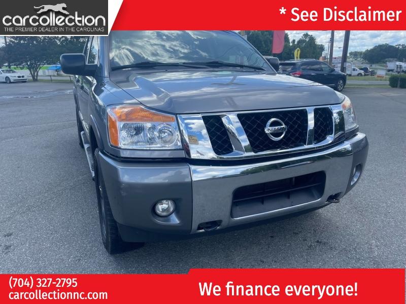 Nissan Titan 2015 price $3,000 Down