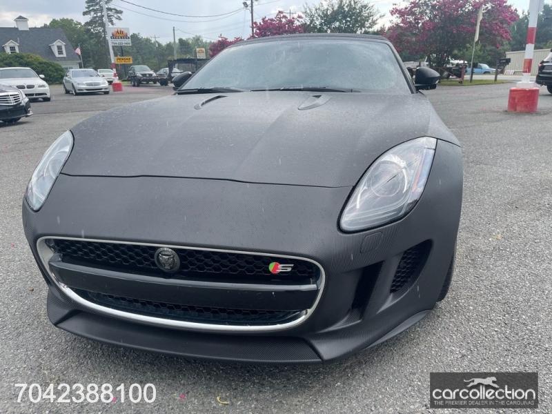 Jaguar F-TYPE 2014 price $37,999
