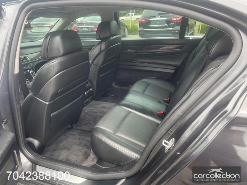BMW 7-Series 2011 price $14,999