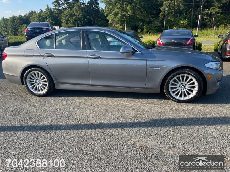 BMW 5-Series 2011 price $15,999