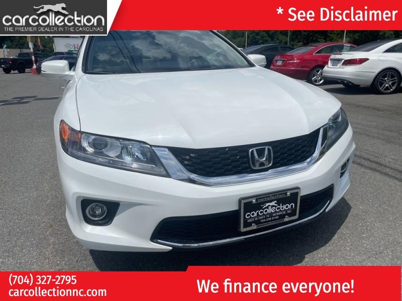 Honda Accord Coupe 2014 price $16,995