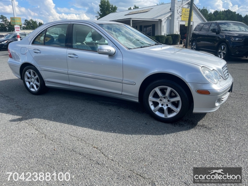 Mercedes-Benz C-Class 2007 price $1,500 Down