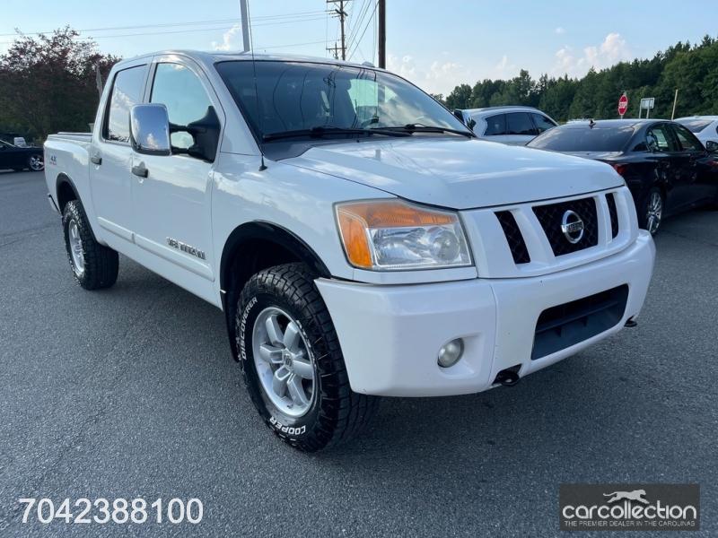 Nissan Titan 2012 price $22,995