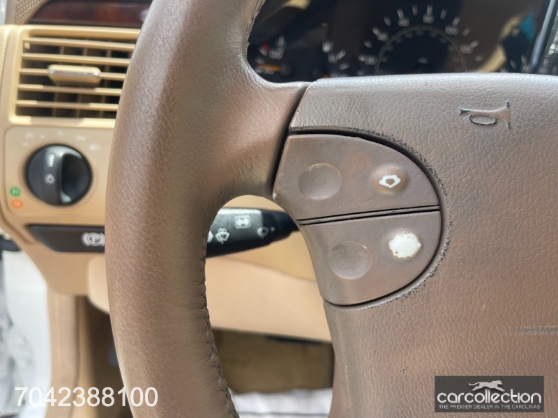 Mercedes-Benz E-Class 2001 price $8,999