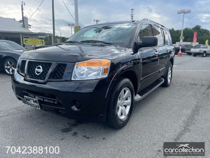 Nissan Armada 2015 price $19,999