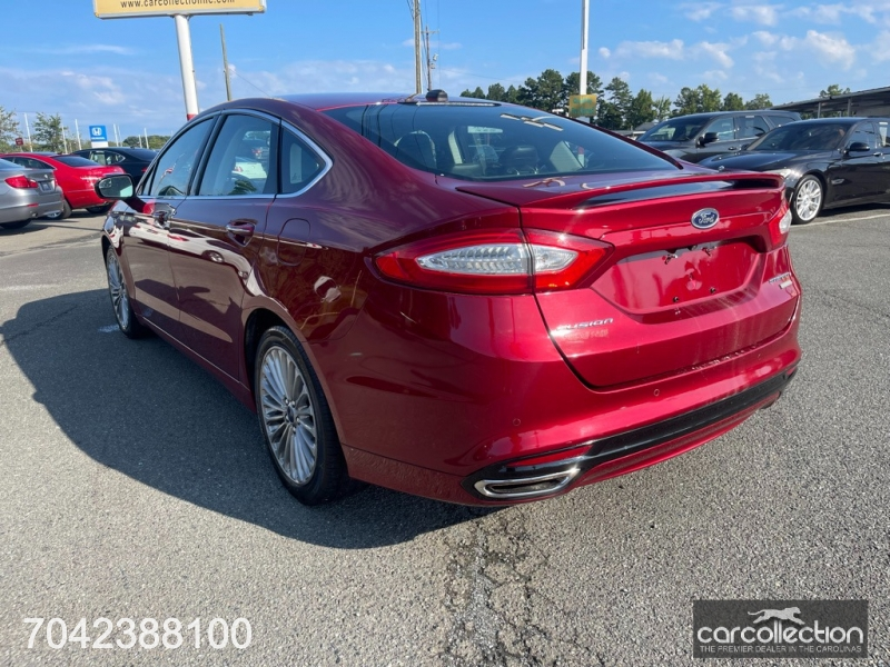 Ford Fusion 2016 price $16,995
