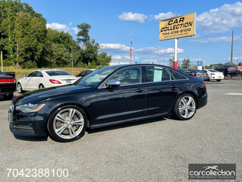 Audi S6 2014 price $31,995