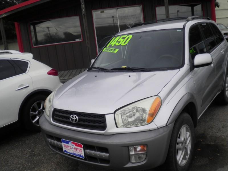 Toyota RAV4 2001 price $1,450 Down