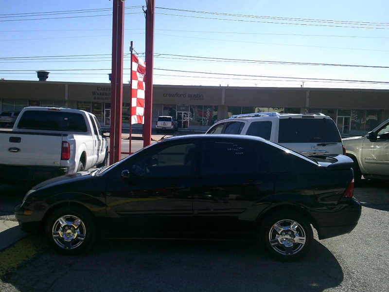 Ford Focus 2007 price $1,250 Down