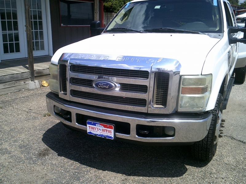 Ford Super Duty F-350 DRW 2008 price $12,950