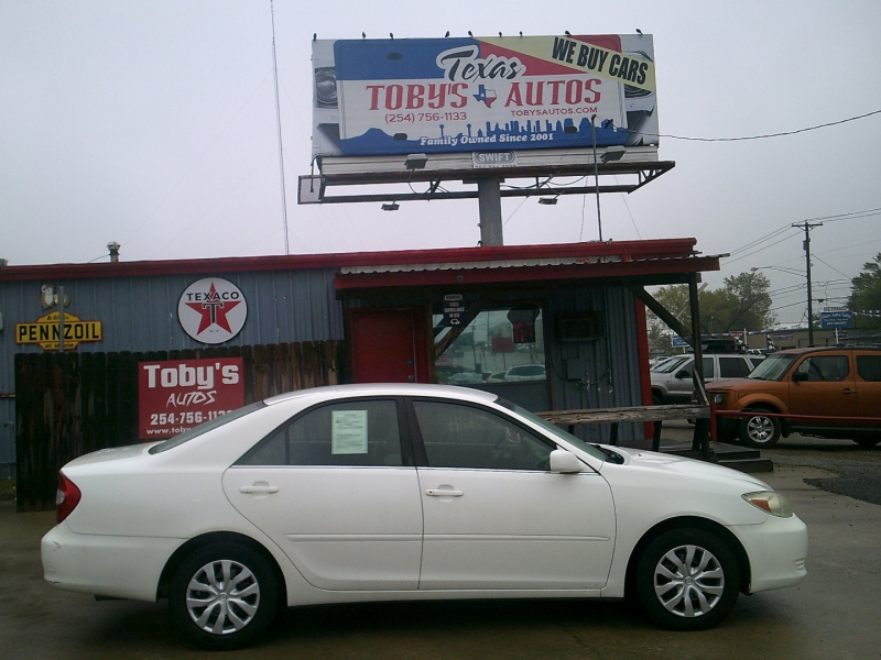 Toyota Camry 2003 price $1,500 Down