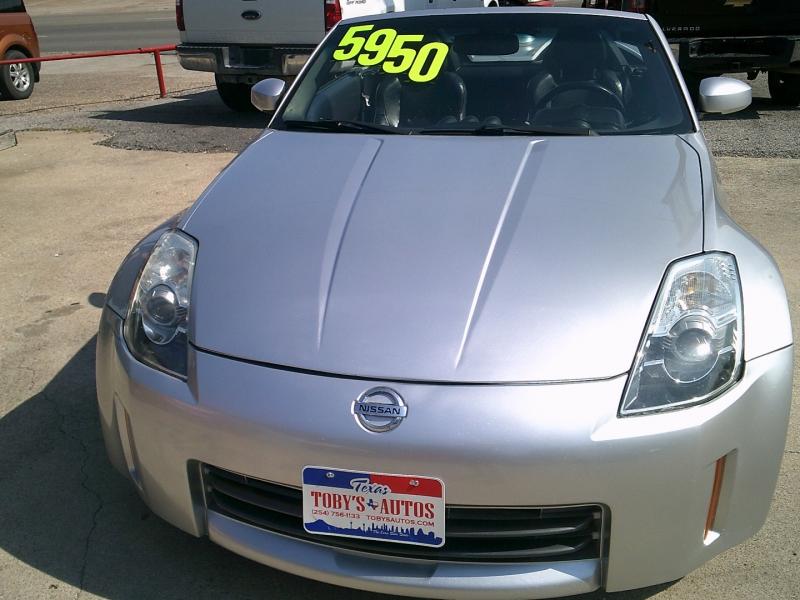 Nissan 350Z 2006 price $5,950
