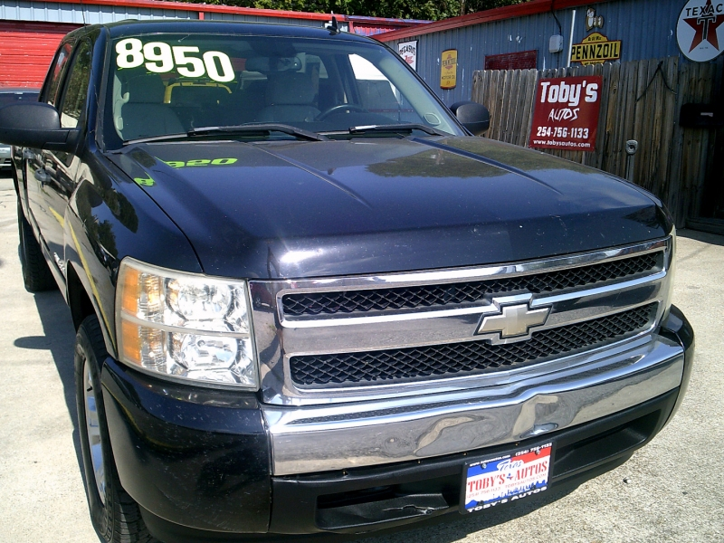 Chevrolet Silverado 1500 2007 price $7,950