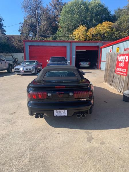 Pontiac trans am ws6 2002 price $24,900