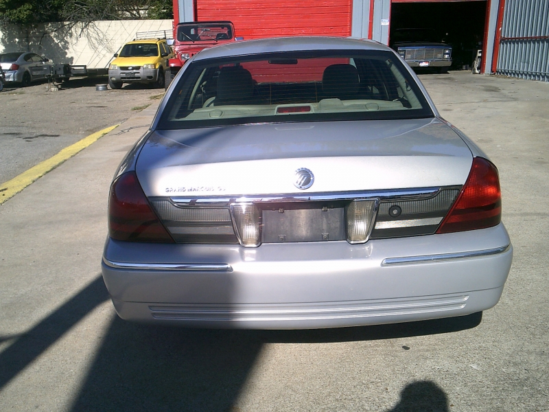 Mercury Grand Marquis 2008 price $5,950