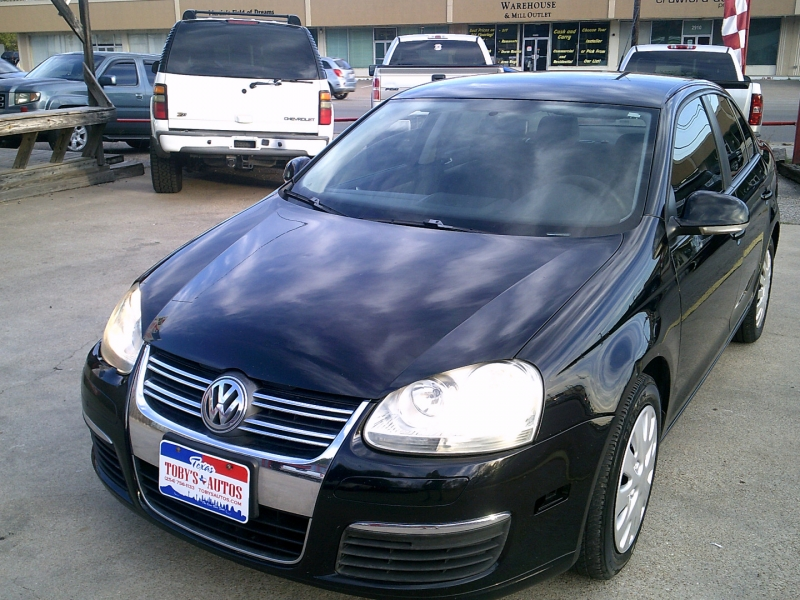 Volkswagen Jetta Sedan 2007 price $2,950