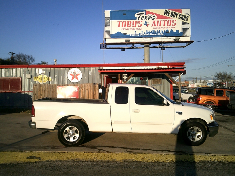 Ford F-150 2001 price $3,950