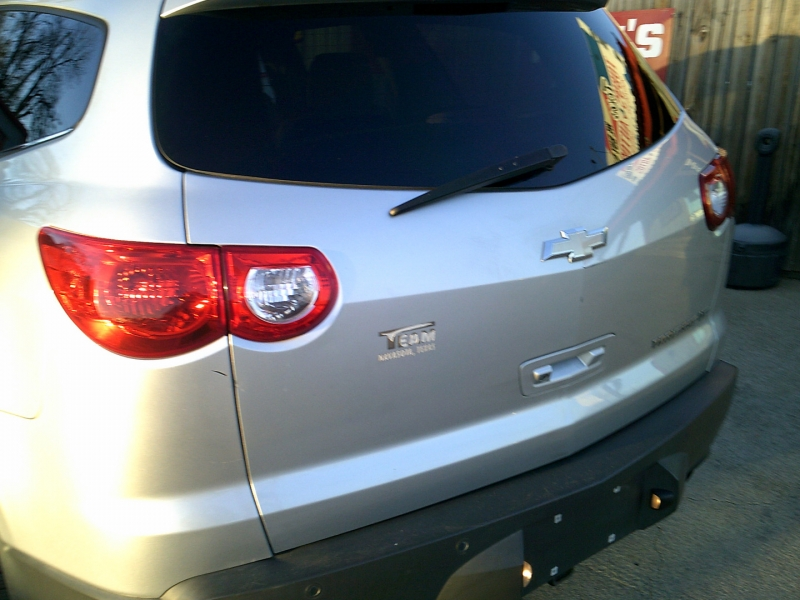 Chevrolet Traverse 2012 price $5,950