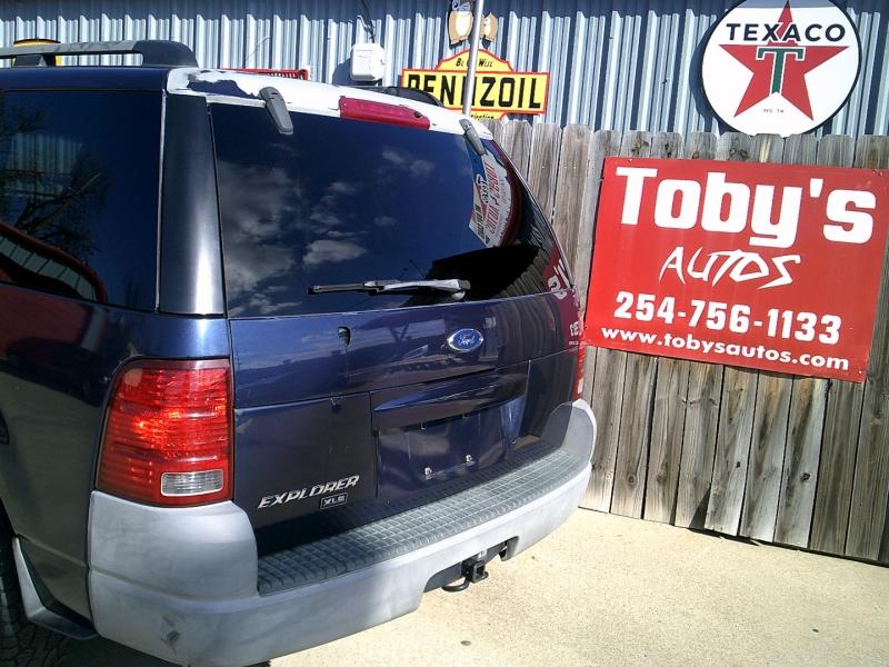 Ford Explorer 2002 price $1,200 Down