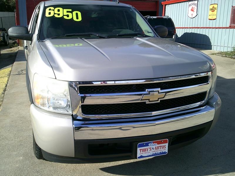 Chevrolet Silverado 1500 2008 price $6,950