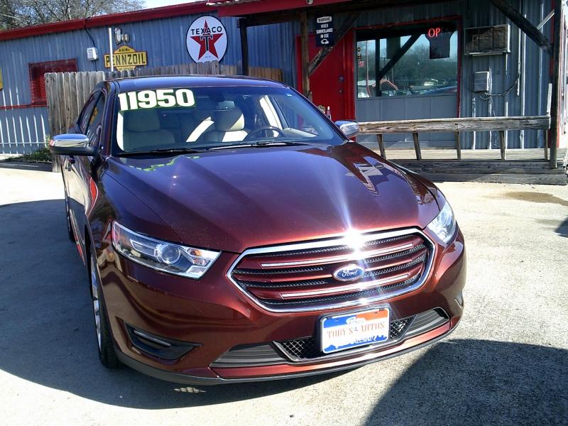 Ford Taurus 2015 price $11,950