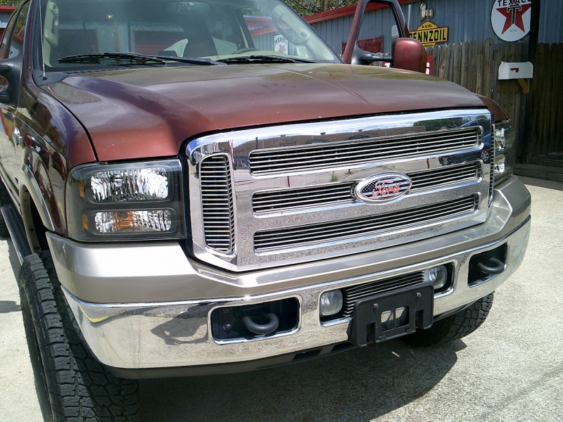 Ford Super Duty F-250 2005 price $13,900