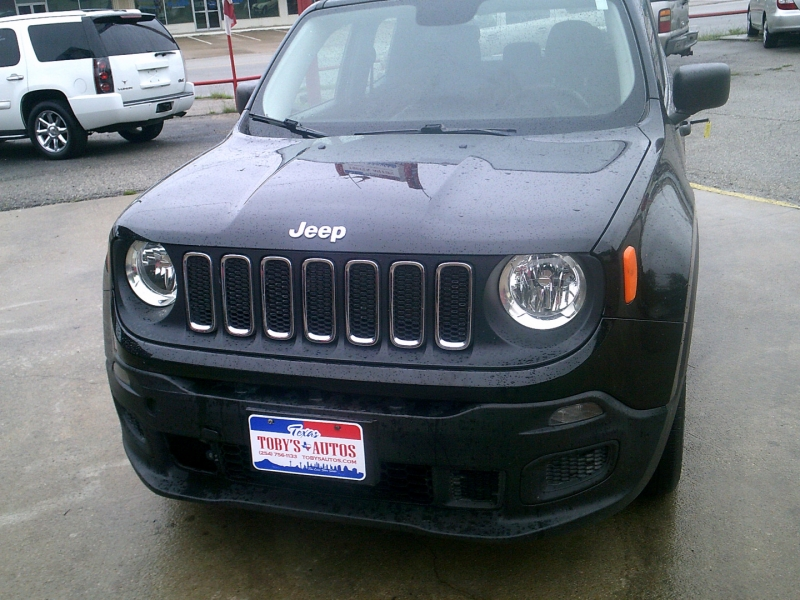 Jeep Renegade 2015 price $9,950