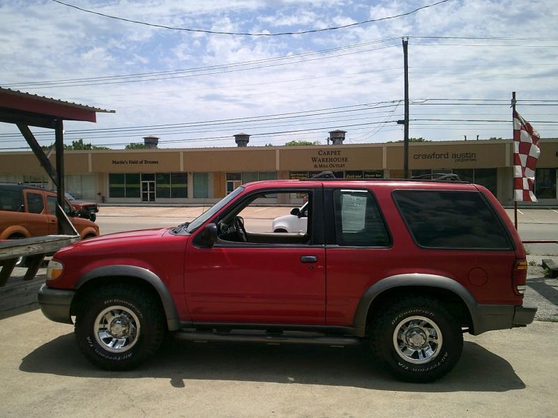 Ford Explorer 1999 price $1,000 Down
