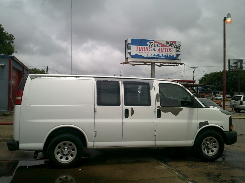 Chevrolet Express Cargo Van 2010 price $2,000 Down