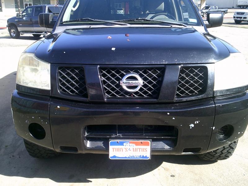 Nissan Titan 2007 price $2,500 Down