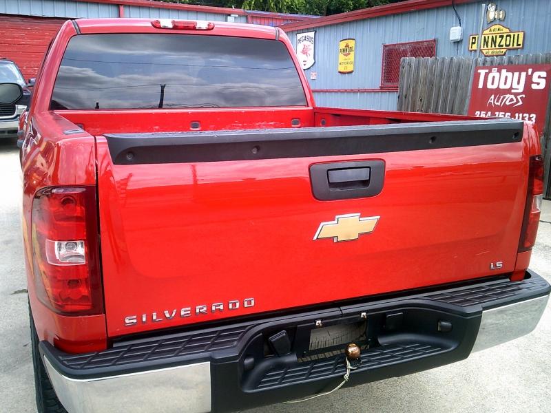 Chevrolet Silverado 1500 2008 price $10,950