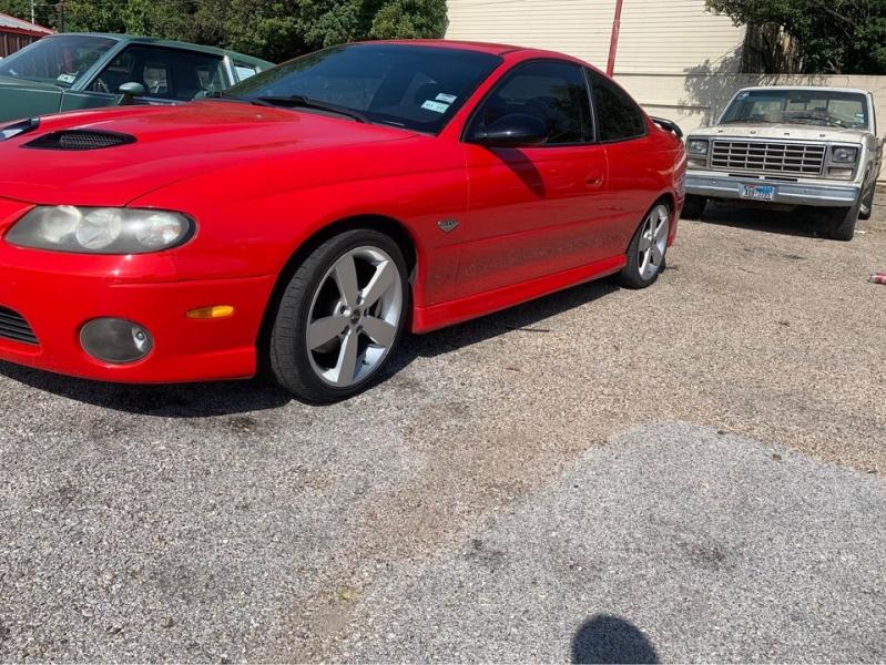 Pontiac GTO 2006 price $11,900