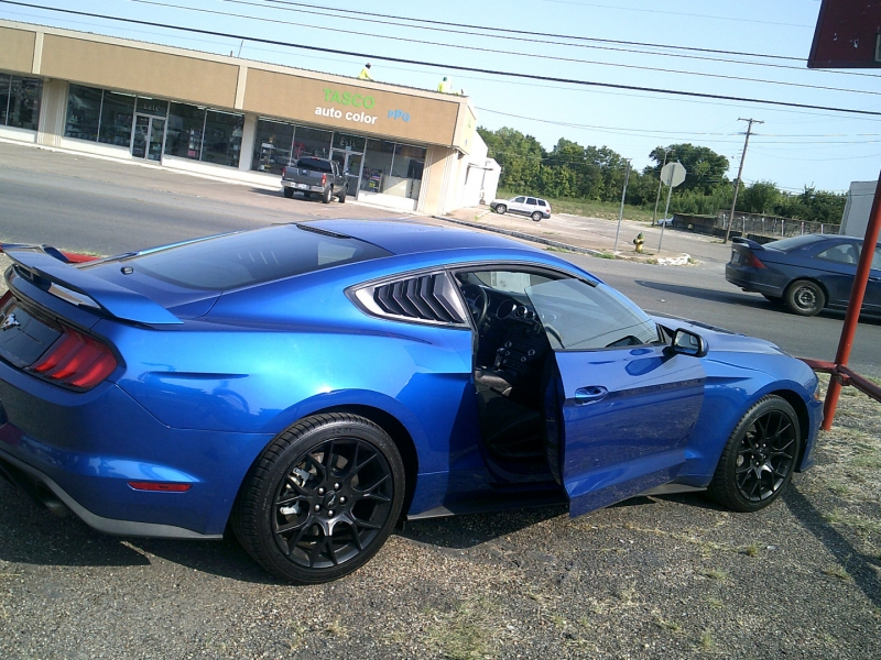 Ford Mustang 2018 price $23,900