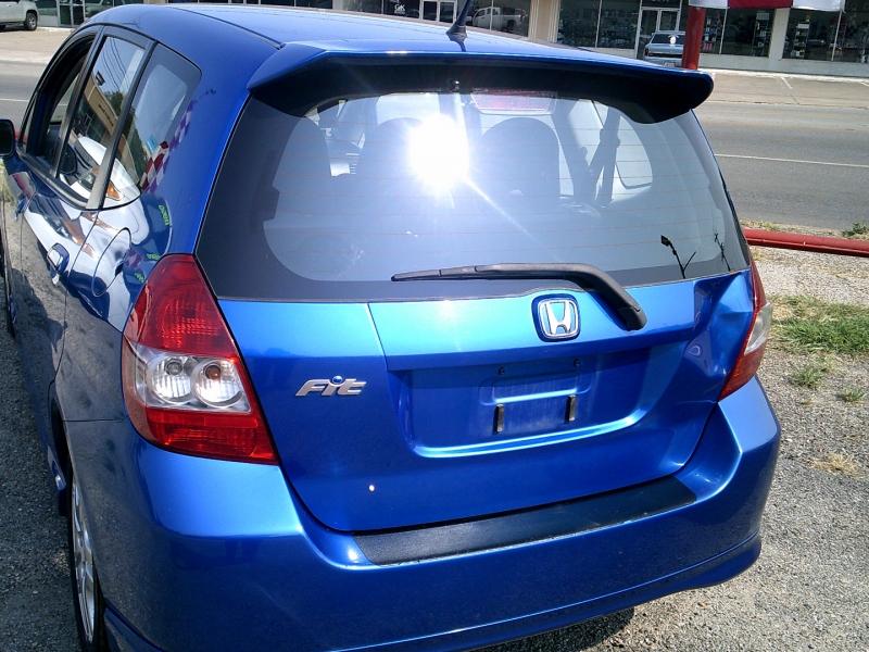 Honda Fit 2008 price $2,000 Down
