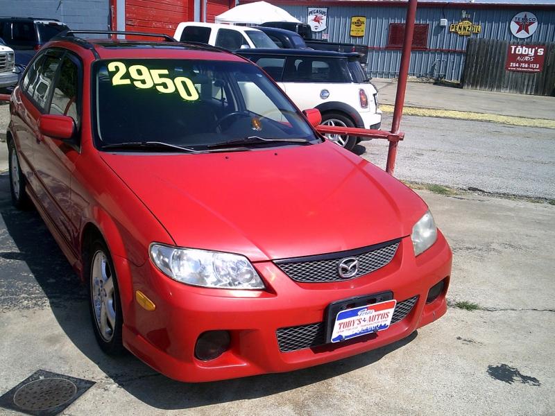 Mazda Protege5 2002 price $1,250 Down