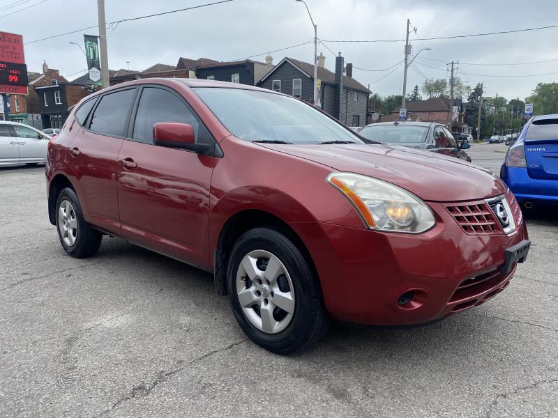 Nissan Rogue 2008 price $5,499