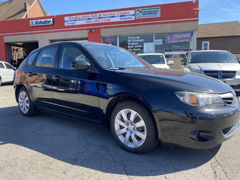 Subaru Impreza Wagon 2010 price $4,699