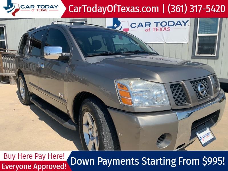 Nissan Armada 2006 price $10,995
