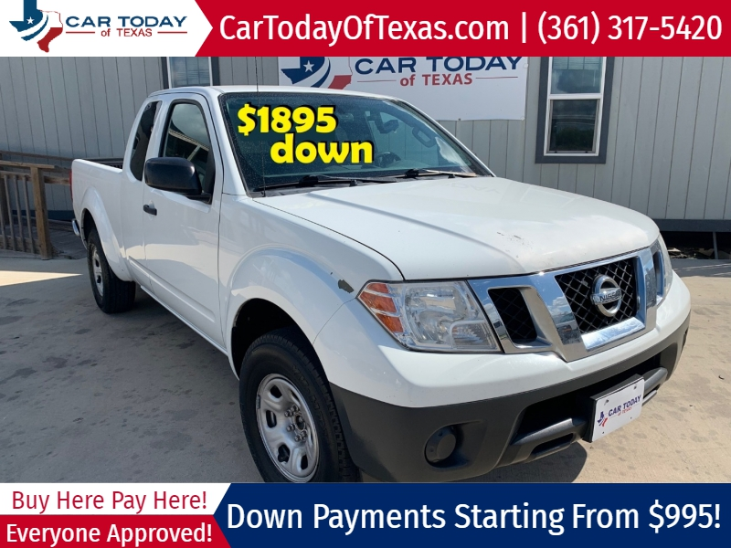 Nissan Frontier 2016 price $1,895