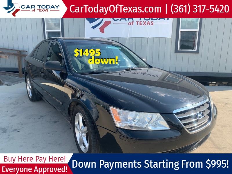 Hyundai Sonata 2009 price $1,495