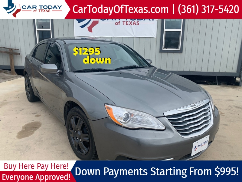 Chrysler 200 2011 price $1,295
