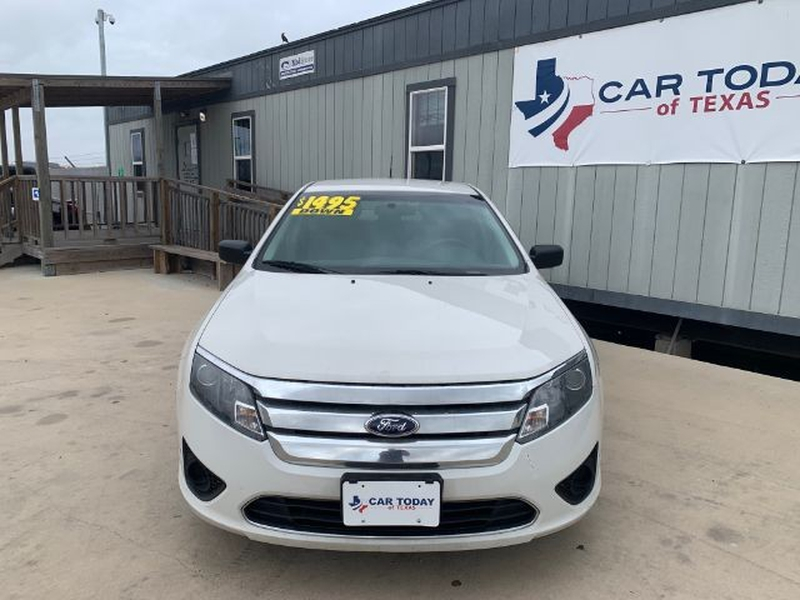 Ford Fusion 2011 price $1,495