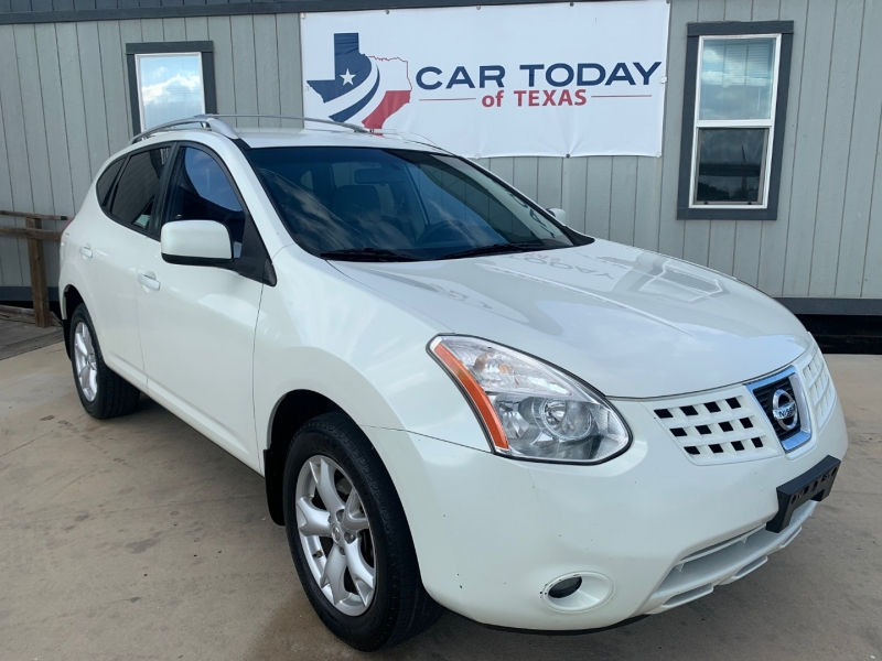 Nissan Rogue 2008 price $1,195