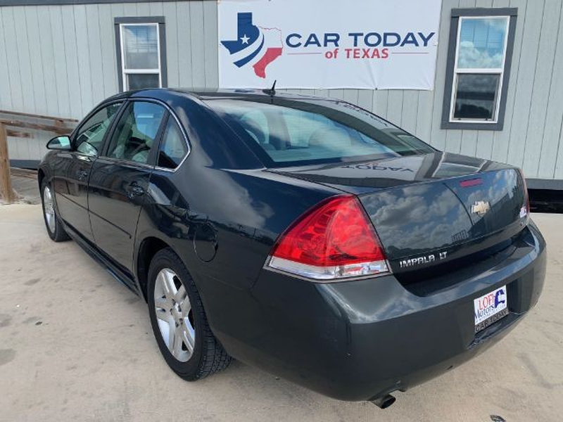 Chevrolet Impala Limited 2016 price $1,495
