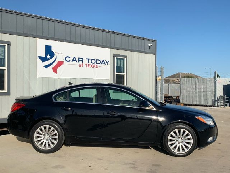 Buick Regal 2011 price $11,995
