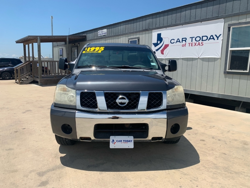 Nissan Titan 2007 price Call for Pricing.