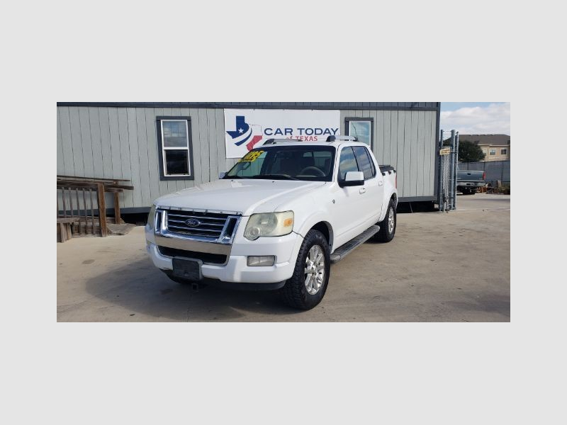 Ford Explorer Sport Trac 2007 price $1,195