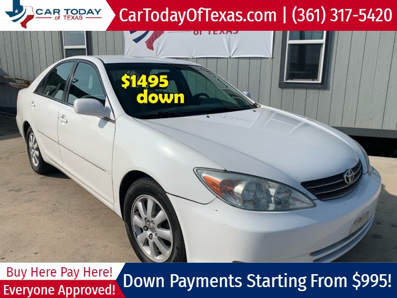 Toyota Camry 2004 price Call for Pricing.